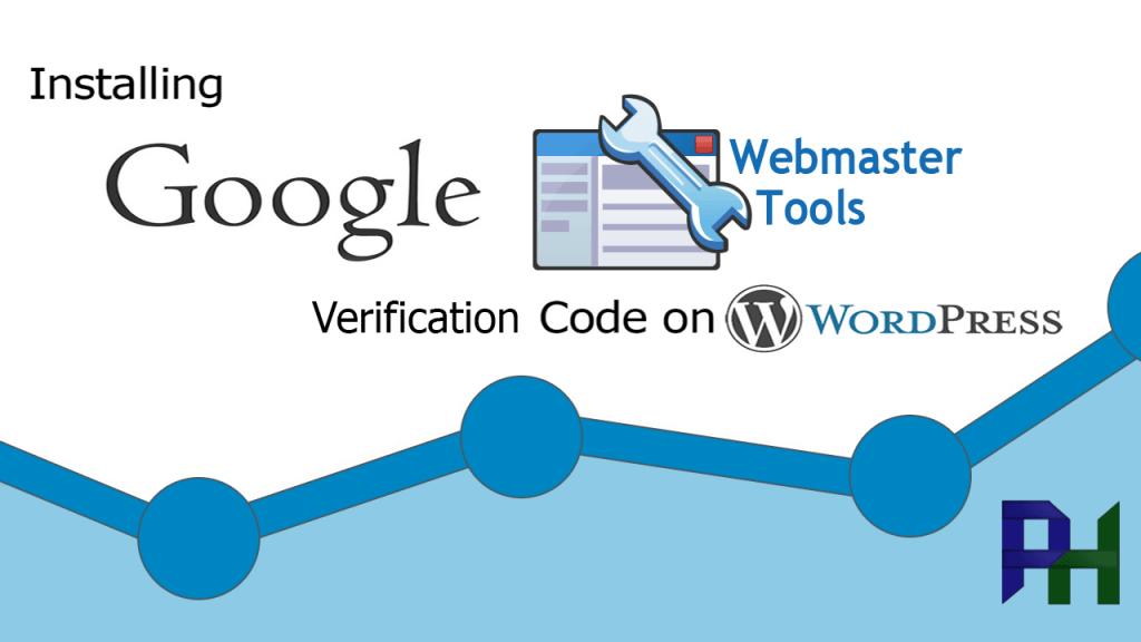 Installing Google Analytics Verification Code on WordPress